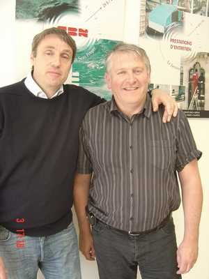 Jean-Charles Cosson et Thierry Raoul.