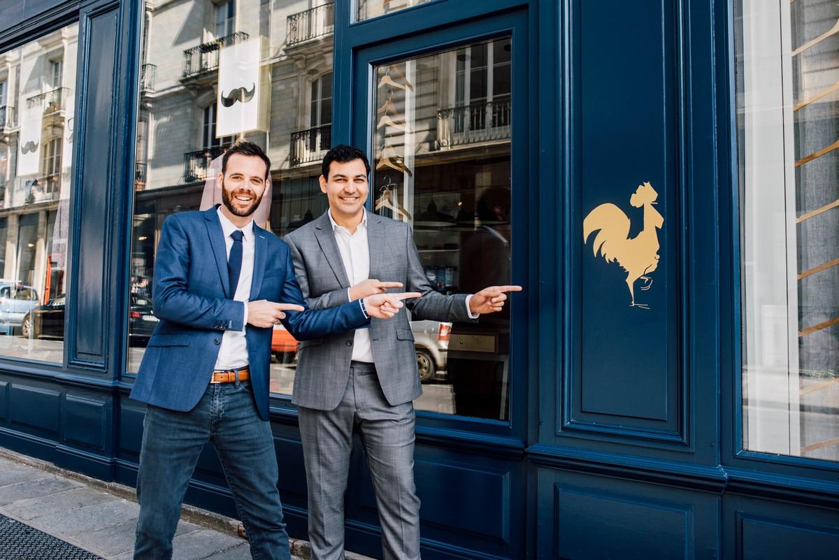 L'atelier Coqlico a ouvert ses portes à Rennes en avril 2017 à l'initiative de Damien Ouelha et Fabien Lecué.