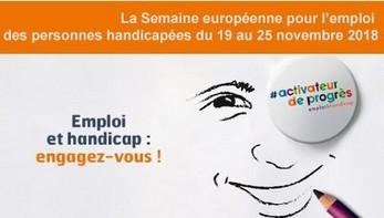 """""""Handicap of Tutti"""" : un spectacle interactif à destination des entreprises proposé le 19 novembre  par l'Agefiph Bretagne à la Faculté des Métiers"""