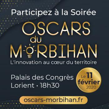 Participez à la Soirée des Oscars du Morbihan, le 11 février 2020 à Lorient