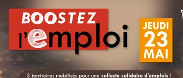 Boostez l'emploi : le 23 mai, une journée pour recruter à Dinan, Saint-Malo et la Côte d'Emeraude