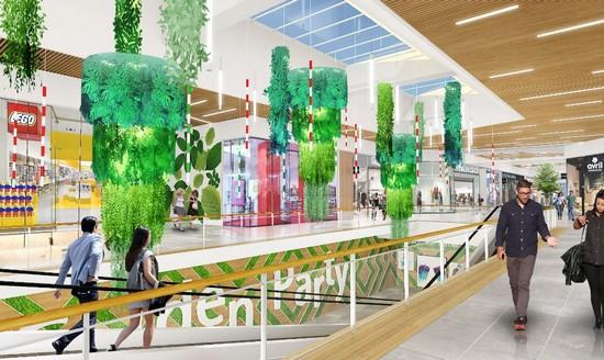 Carrefour Rennes Cesson : 35 nouvelles enseignes inaugurées