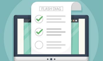 Flash'diag – faites le point sur la santé de votre entreprise