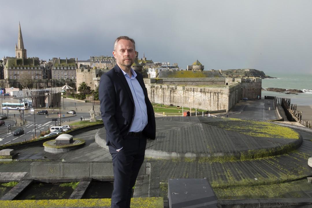 Xavier Burban, directeur général  Palais du Grand Large à Saint-Malo
