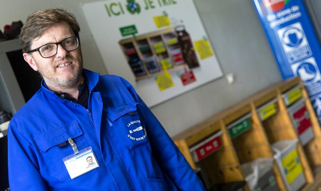 Christophe Menard, Chef de services Infrastructures – Sécurité au travail – Environnement, chez Sanden (35), membre du groupe « Les Boîtes à Ressources du 35 » sur LinkedIn