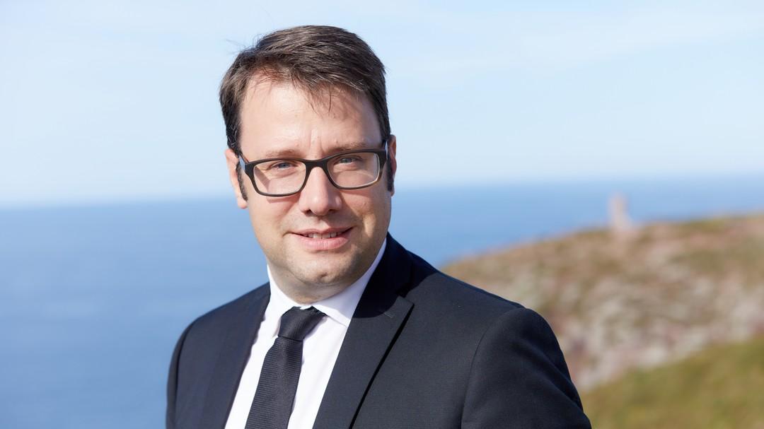 Loïg Chesnais-Girard, Président de la Région Bretagne