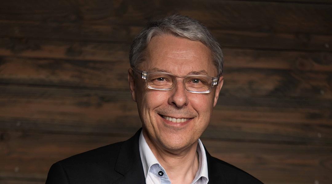 Claude Guillemot, président de Passeport Armorique