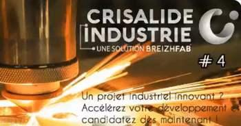 Trophées Crisalide Industrie : candidatez en quelques clics