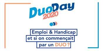 DuoDay : accueillir une personne en situation de handicap en entreprise