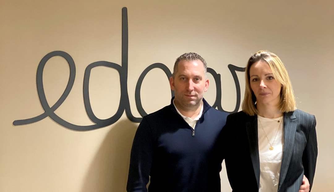 Maxime et Magali Jullien, en association avec Fun Breizh lanceront Edgar Nomad By Edgar Hôtel & Restaurant en juin 2021