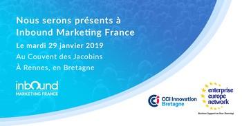 #Evenement | Ne manquez pas la 2ème édition d'#IMF19 à Rennes le 29 janvier