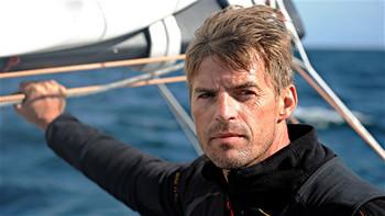 Le 29 octobre à Saint-Malo, Jean Galfione aborde son parcours devant les dirigeants d'entreprises