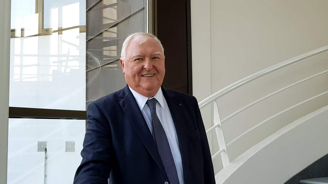 Jean-François Garrec, Président de la CCI Bretagne