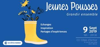 La CCI Côtes d'Armor organise une soirée dédiée aux jeunes créateurs-repreneurs d'entreprises à Saint-Brieuc.