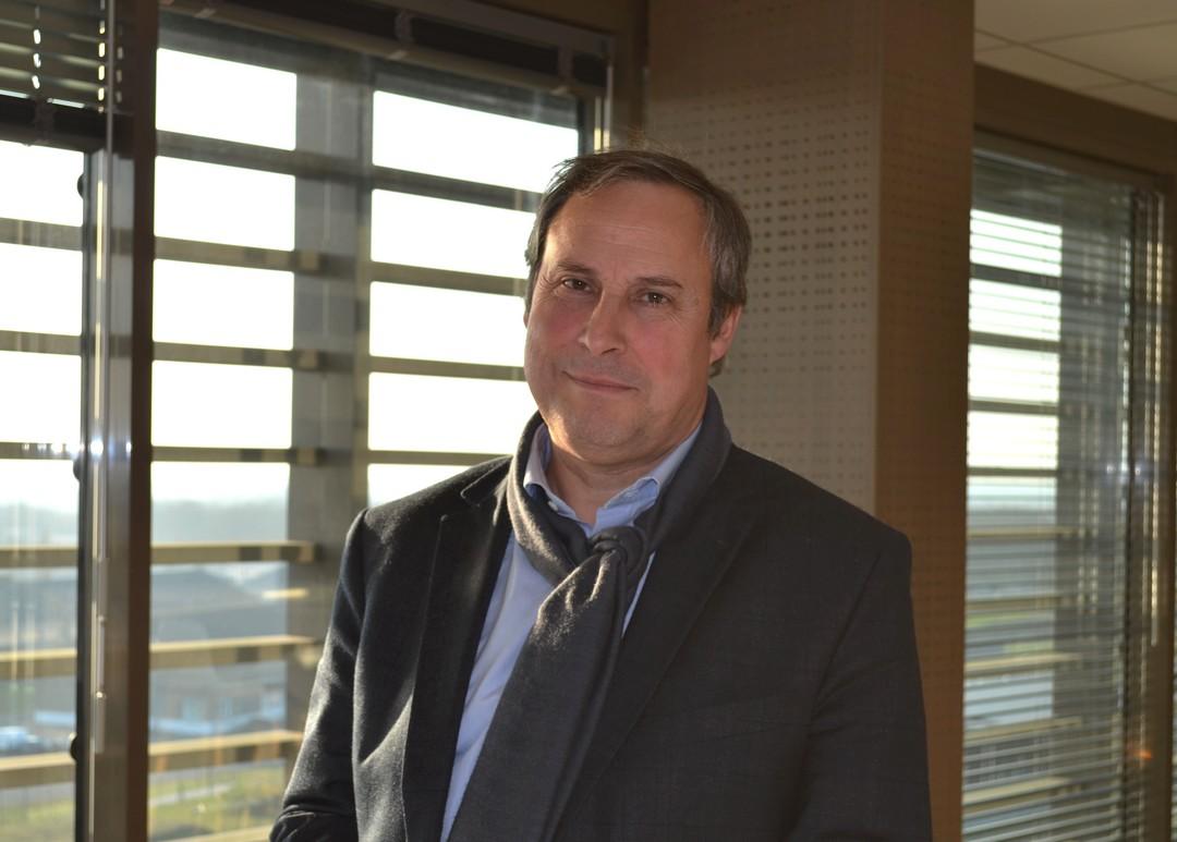 Jean-Pierre Vauzanges, nouveau patron des banquiers  bretons
