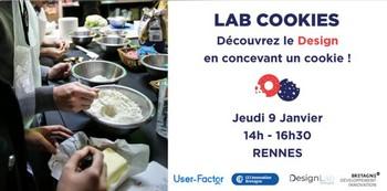Lab Cookies : un atelier unique pour découvrir le design en concevant un cookie