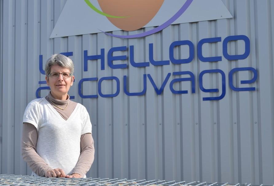 Nous avons deux métiers à cheval entre l'agriculture et l'agroalimentaire, explique avec fierté Estelle Le Helloco, PDG de l'entreprise