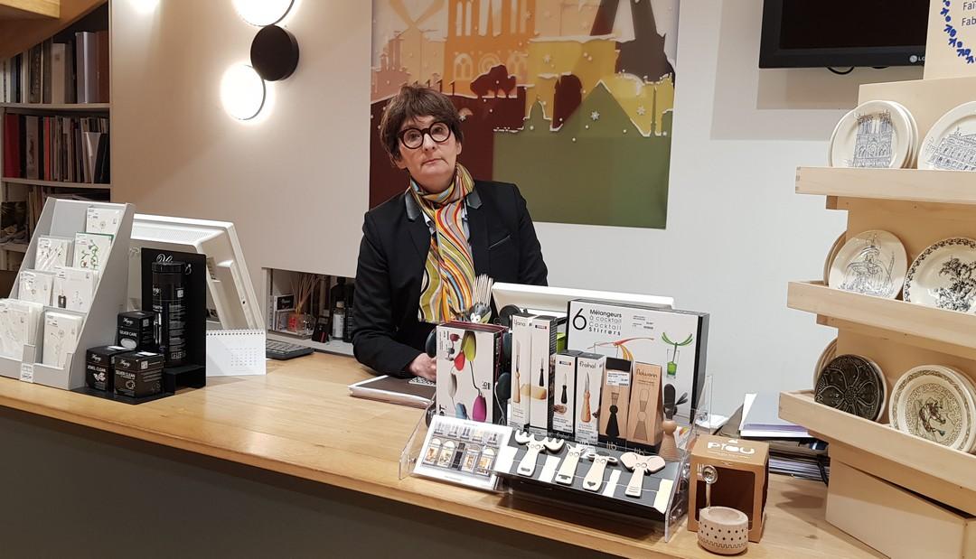 Installée à Rennes, Marie-Laurence Peramo a lancé son site Internet fin 2018, convaincue que l'avenir de sa boutique physique passait par une vitrine virtuelle accessible 24/24.