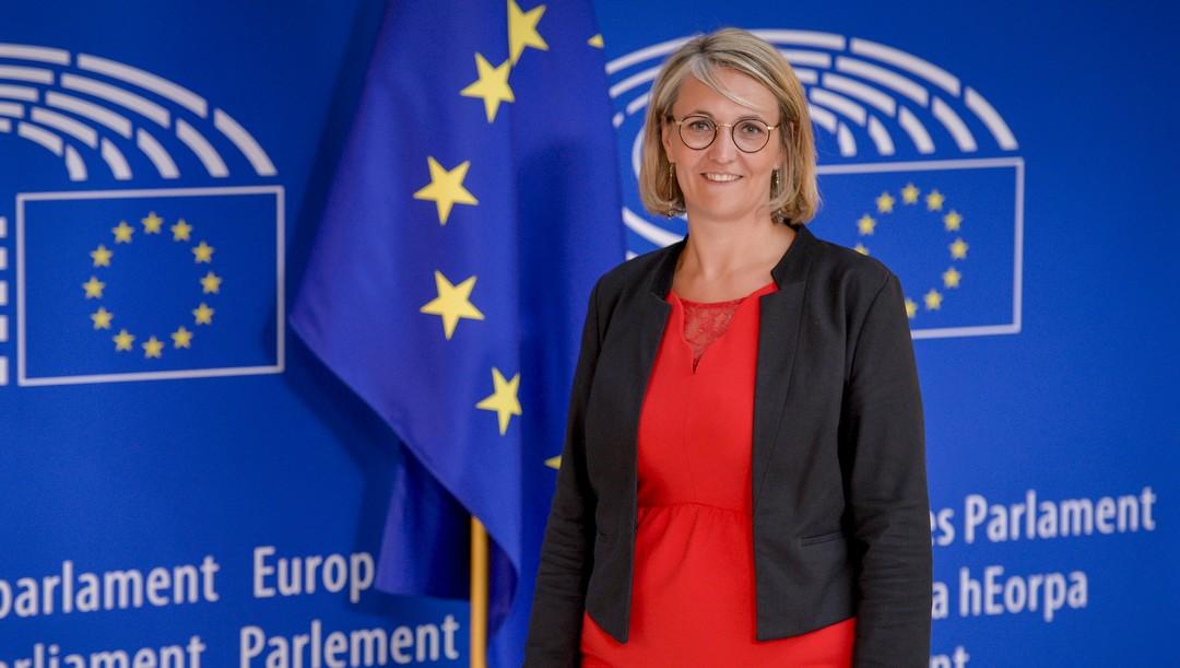 Marie-Pierre Vedrenne, ancienne directrice de la Maison de l'Europe à Rennes, élue eurodéputée a pris ses fonctions officielles en juillet dernier à la vice-présidence de la Commission du Commerce International au Parlement européen.