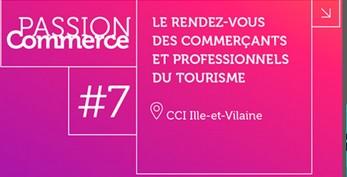 Le 8 octobre à Rennes, ne manquez pas la 7ème édition de Passion Commerce