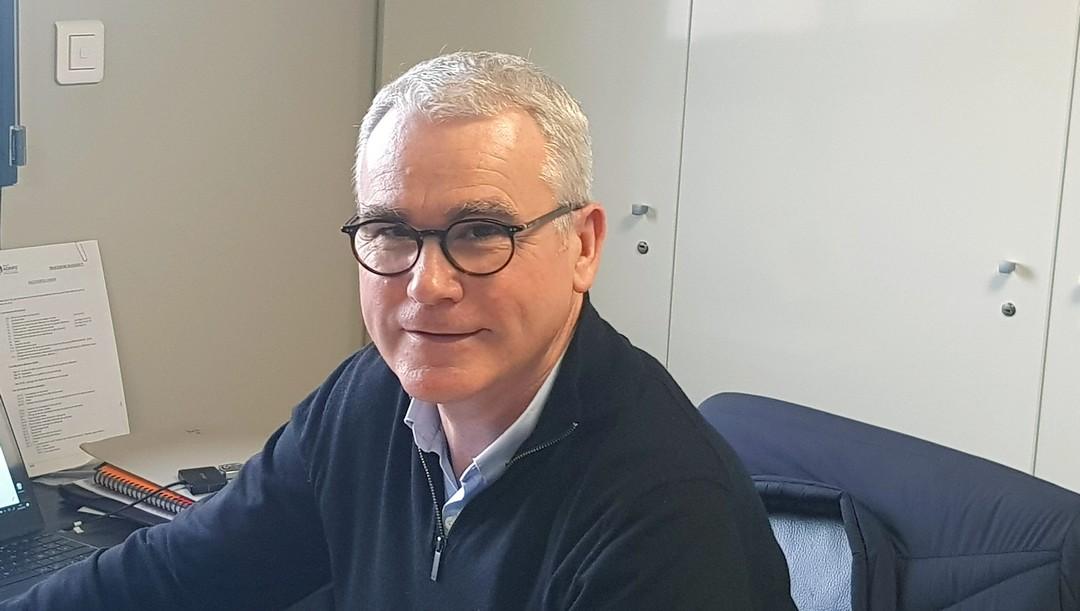 Philippe Loison est à la tête d'Atelier Loison depuis 2005