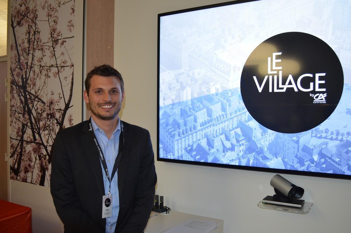 Renaud Enjalbert cofondateur  de Procsea.