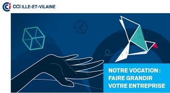 Le 18 mars, soirée des nouveaux entrepreneurs à la CCI Ille-et-Vilaine siège Rennes