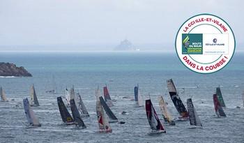 Route du Rhum : venez réseauter le jeudi 25 octobre, à Saint-Malo,  à partir de 18 h