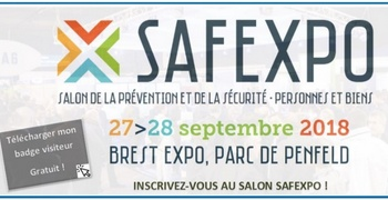 Safexpo salon professionnel Brest