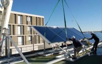 Le solaire thermique dans vos installations : quelles sont les aides ?