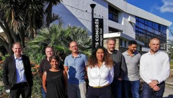 Lancement de la première promotion de porteurs de projets du bureau 1Kubator Lorient, accueillie au sein du Palais des Congrès de Lorient.