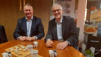 Guyader et Paysan Breton lancent une nouvelle gamme de produits