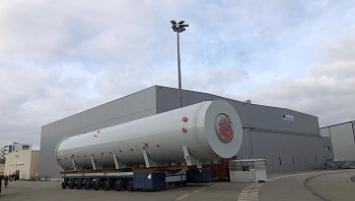 Morbihan_CDK Technologies se dote d'un autoclave grande taille