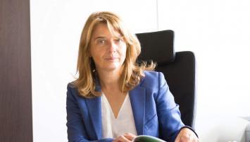Nadine Crinier, directrice régionale du Pôle Emploi