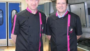 Arnaud et Claude Ravalec