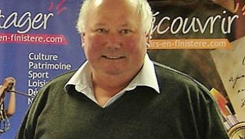 Franbcis Bonnefoy est président de l'association Loisirs en Finistère