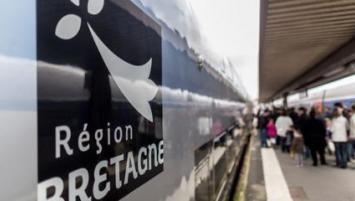 La Région Bretagne soutient son réseau TER
