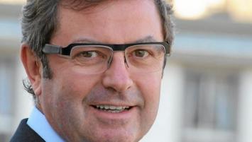 Maurice Bourrigaud Pdt Comité régional Banque