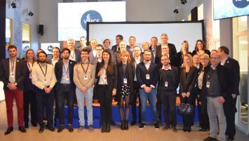 Le Village by CA d'Ille-et-Vilaine ouvrira ses portes le 28 février prochain.Les premières start-up retenues par le Comité de sélection ont connaissance avec les ambassadeurs lors d'une soirée organisée le 26 janvier par le CA.