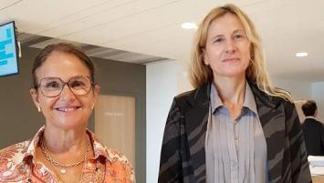 Marie-Laure Collet et Cécile Martin forment le nouveau binôme à la tête d'Abaka, cabinet de recrutement basé à Rennes, Paris, Vannes et Nantes