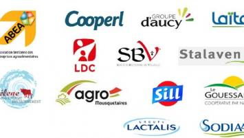 Un certain nombre d'industries agroalimentaires bretonnes de tous secteurs, accompagnées par l'Association Bretonne des Entreprises Agroalimentaire  (ABEA), se sont structurées en un collectif « eau propre ».