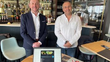 Stéphane Huiban et Régis Filipe ont créé Access Menu pour aider les professionnels de la restauration et des métiers de bouche