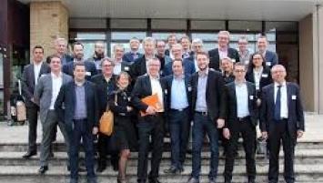 Les membres de l'ADN'Ouest réunis à l'occasion de la dernière assemblée générale , le 30 mars dernier