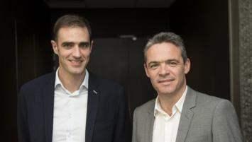 Olivier Marc & David Le Douarin cofondateurs d'Advalo.