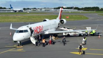 L'aéroport de Rennes a dépassé en 2018 son record historique annuel, avec 856 791 passagers transportés et une croissance de 18.3%.