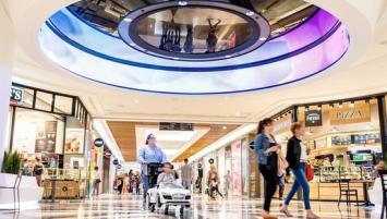 Avec plus de 7,2 millions de visites en 2018, Alma reste le premier centre de shopping de Bretagne