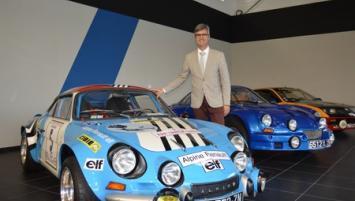 Laurent Payrat, Directeur commercial du groupe Bodemer en charge de la commercialisation du modèle Alpine 110
