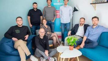 L'équipe d'Ambuliz à Rennes