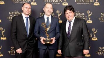 Erwan Gasc, CEO, Ronan Poullaouec, CTO et Florian Kolmer, Sales Director