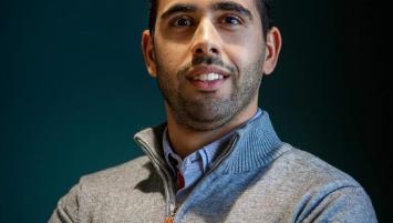 Ayoub Sabbar, dirigeant d'Ornisec, intervient dans des formations cybersécurité.